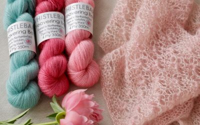 Featured Yarn – Yeavering Bell