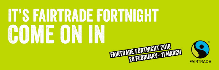 Fairtrade Fortnight Header 2018